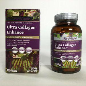 ResVitale Ultra Collagen Enhance 90 Capsules